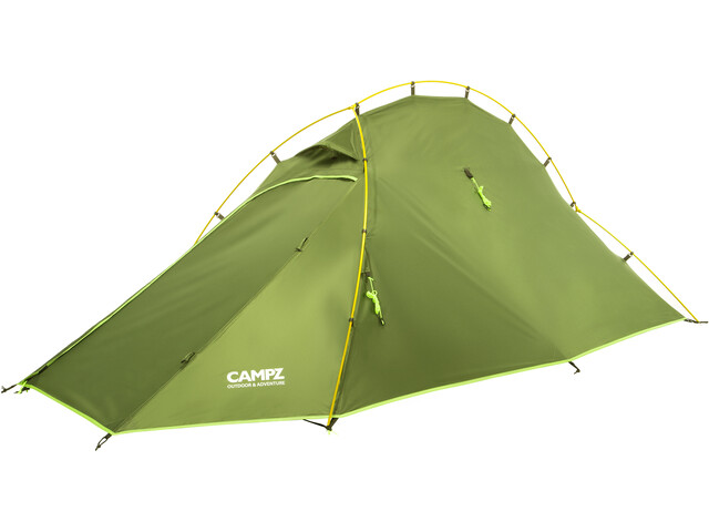 CAMPZ Vira 2P Tent green/olive